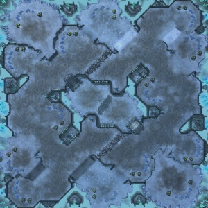 Map: Frozen Temple